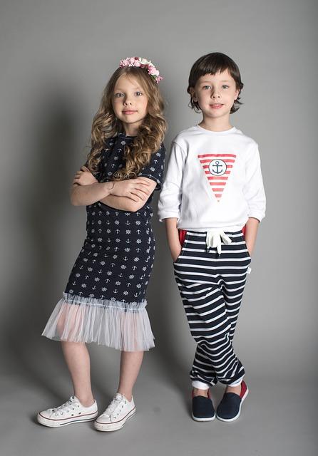 בגדים לילדים