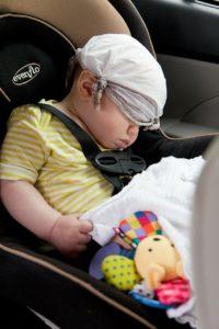 טיפים לנהיגה בטוחה עם תינוקות.