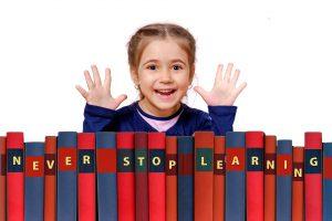 ללמד ילדים אנגלית בעזרת ספרים
